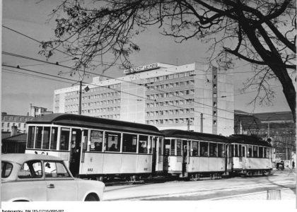 Das Unternehmensarchiv der Leipziger Verkehrsbetriebe und seine Bestände