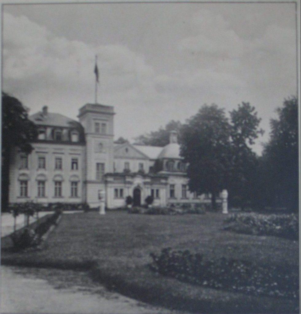 Carlshagen, Potsdam, um 1930.