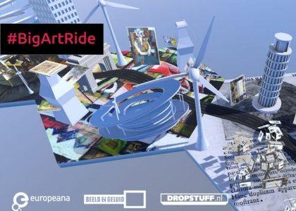#BigArtRide #Europeana280