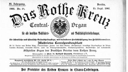 Archiv des DRK-Generalsekretariats