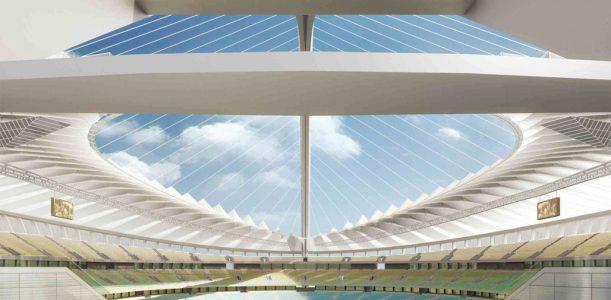 Fußball WM 2010 – Recherche zu Moses Mabhida