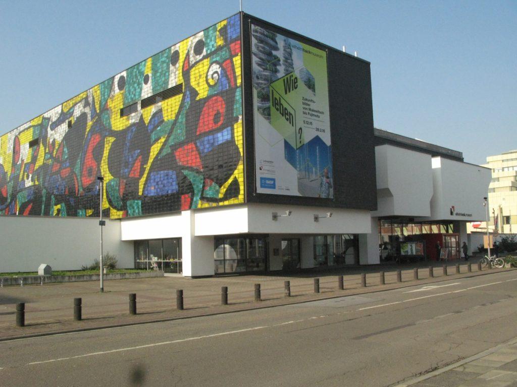 Das Wilhelm-Hack-Museum in Ludwigshafen. © Facts & Files