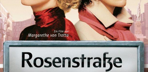 """Begleitbroschüre zum Kinofilm """"Rosenstraße"""" von Margarethe von Trotta"""