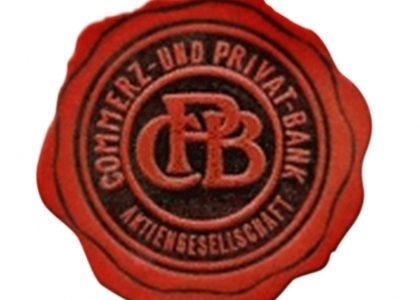 Geschichte der Commerzbank 1870 bis 1958
