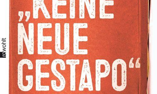 Organisationsgeschichte des Bundesamtes für Verfassungsschutz 1950-1975